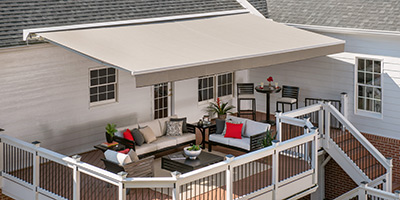 Custom Patio Awnings